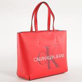 /achat-sacs-sacoches/calvin-klein-sac-a-main-femme-sculpted-monogram-5521-rouge-184119.html