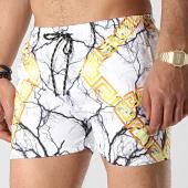 /achat-maillots-de-bain/zayne-paris-short-de-bain-e34-blanc-noir-orange-184027.html