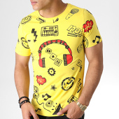 /achat-t-shirts/berry-denim-tee-shirt-133-jaune-184137.html