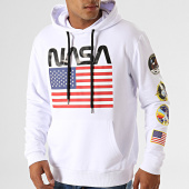 /achat-sweats-capuche/nasa-sweat-capuche-giga-blanc-184177.html