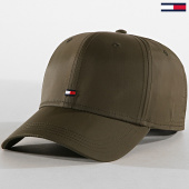 /achat-casquettes-de-baseball/tommy-hilfiger-casquette-tailored-5021-vert-kaki-184157.html