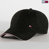 /achat-casquettes-de-baseball/tommy-hilfiger-casquette-elevated-corporate-4854-noir-184151.html