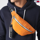 /achat-sacs-sacoches/tommy-hilfiger-sac-banane-a-carreaux-logo-tape-ripstop-4926-orange-184154.html