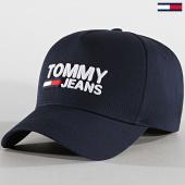 /achat-casquettes-de-baseball/tommy-hilfiger-casquette-femme-logo-cap-7037-bleu-marine-184159.html