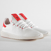 /achat-baskets-basses/adidas-baskets-tennis-hu-pharrell-williams-bd7530-footwear-white-scarlet-184250.html