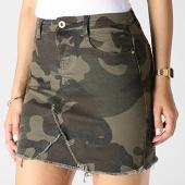 /achat-jupes/girls-only-jupe-jean-femme-dz20-vert-kaki-camouflage-184282.html