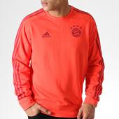 /achat-sweats-col-rond-crewneck/adidas-sweat-crewneck-fc-bayern-dx9164-rouge-bordeaux-184310.html