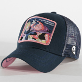 /achat-trucker/dragon-ball-z-casquette-trucker-the-warriors-decision-bleu-marine-rose-184335.html