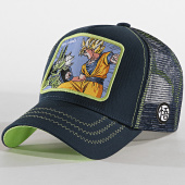 /achat-trucker/dragon-ball-z-casquette-trucker-cell-games-bleu-marine-vert-184337.html
