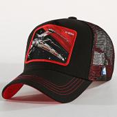 /achat-trucker/star-wars-casquette-trucker-x-wing-noir-rouge-184353.html