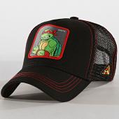 /achat-trucker/tortues-ninja-casquette-trucker-raph-noir-rouge-184357.html