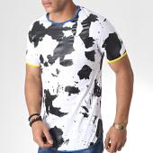 /achat-t-shirts-longs-oversize/ikao-tee-shirt-oversize-f548-blanc-noir-184385.html