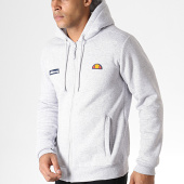 /achat-sweats-zippes-capuche/ellesse-sweat-capuche-zippe-classic-1032n-gris-chine-184361.html