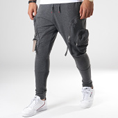 /achat-joggings-sarouel/ikao-pantalon-jogging-f571-gris-anthracite-chine-184376.html