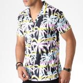 /achat-chemises-manches-courtes/classic-series-chemise-manches-courtes-3383-noir-blanc-floral-184408.html