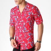 /achat-chemises-manches-courtes/classic-series-chemise-manches-courtes-222444-rouge-renaissance-184425.html