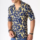 /achat-chemises-manches-courtes/classic-series-chemise-manches-courtes-222444-bleu-marine-renaissance-184427.html