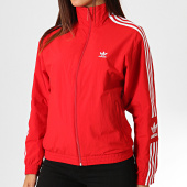 /achat-vestes/adidas-veste-de-sport-femme-avec-bandes-lock-up-ed7539-rouge-184512.html