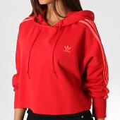 /achat-sweats-capuche/adidas-sweat-capuche-femme-cropped-ej9345-rouge-184513.html