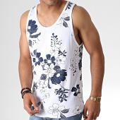 /achat-debardeurs/mtx-debardeur-floral-tm0204-blanc-bleu-marine-184469.html