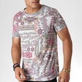 /achat-t-shirts/mtx-tee-shirt-bandana-zt5055-gris-rose-184514.html