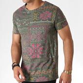 /achat-t-shirts/mtx-tee-shirt-bandana-zt5055-vert-kaki-rose-184520.html