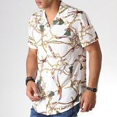/achat-chemises-manches-courtes/mtx-chemise-manches-courtes-327-blanc-casse-marron-vert-184522.html