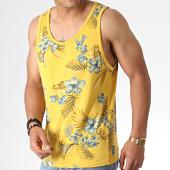 /achat-debardeurs/mtx-debardeur-floral-tm0206-jaune-moutarde-bleu-184535.html