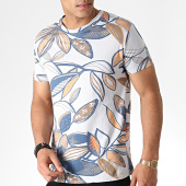 /achat-t-shirts/mtx-tee-shirt-floral-zt5059-bleu-orange-184542.html
