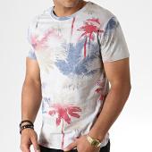 /achat-t-shirts/mtx-tee-shirt-floral-zt5062-gris-rouge-bleu-184544.html