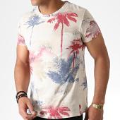 /achat-t-shirts/mtx-tee-shirt-floral-zt5062-ecru-rouge-bleu-184545.html