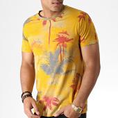 /achat-t-shirts/mtx-tee-shirt-floral-zt5062-jaune-moutarde-rouge-bleu-184548.html