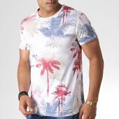 /achat-t-shirts/mtx-tee-shirt-floral-zt5062-blanc-ecru-rouge-bleu-184549.html