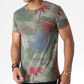 /achat-t-shirts/mtx-tee-shirt-floral-zt5062-vert-kaki-rouge-bleu-184550.html