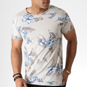 /achat-t-shirts/mtx-tee-shirt-floral-tm0205-beige-bleu-184556.html