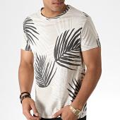 /achat-t-shirts/mtx-tee-shirt-floral-zt5056-ecru-gris-anthracite-184563.html