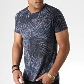/achat-t-shirts/mtx-tee-shirt-floral-zt5056-bleu-marine-184565.html