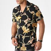 /achat-chemises-manches-courtes/mtx-chemise-manches-courtes-floral-328-noir-orange-184570.html