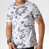/achat-t-shirts/mtx-tee-shirt-floral-zt5061-gris-bleu-fonce-184574.html