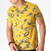 /achat-t-shirts/mtx-tee-shirt-floral-zt5061-jaune-184578.html