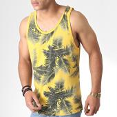 /achat-debardeurs/mtx-debardeur-floral-tm0196-jaune-moutarde-vert-fonce-184595.html