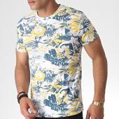 /achat-t-shirts/mtx-tee-shirt-zt5057-blanc-floral-184642.html