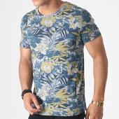 /achat-t-shirts/mtx-tee-shirt-zt5057-bleu-marine-floral-184643.html