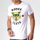 /achat-t-shirts/romeo-elvis-tee-shirt-chat-blanc-184626.html