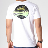 /achat-t-shirts/romeo-elvis-tee-shirt-croco-1630-blanc-184631.html