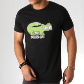 /achat-t-shirts/romeo-elvis-tee-shirt-croco-noir-vert-184649.html