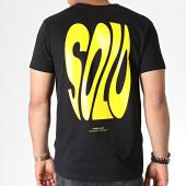 /achat-t-shirts/romeo-elvis-tee-shirt-choco-solo-noir-jaune-184656.html