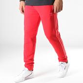 /achat-pantalons-joggings/adidas-pantalon-jogging-a-bandes-3-stripes-ej9694-rouge-184834.html