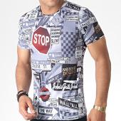 /achat-t-shirts/john-h-tee-shirt-a040-gris-rouge-184739.html