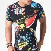 /achat-t-shirts/john-h-tee-shirt-a042-noir-184740.html